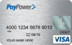 PayPower™ Visa® Prepaid Card