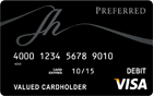 JH Preferred Prepaid Visa® Card