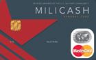 MILICASH Prepaid MasterCard® Card