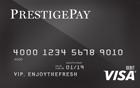 PrestigePay Prepaid Visa® Card