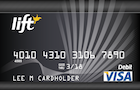 lift Visa® Prepaid Card
