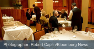 The Cashless Restaurant
