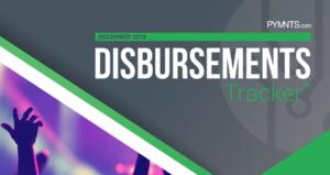 PYMNTS.com Disbursement Tracker December 2018 Cover Image