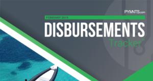 PYMNTS.com Disbursement Tracker February 2019 Cover Image