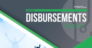 PYMNTS.com Disbursement Tracker July 2018 Cover Image