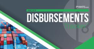 PYMNTS.com Disbursement Tracker June 2018 Cover Image