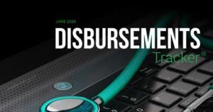 PYMNTS.com Disbursement Tracker June 2020 Cover Image