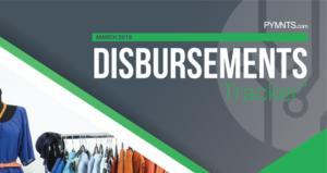 PYMNTS.com Disbursement Tracker March 2018 Cover Image