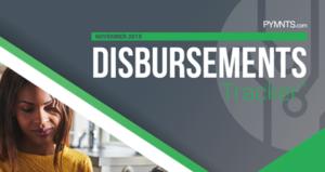 PYMNTS.com Disbursement Tracker November 2018 Cover Image
