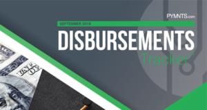 PYMNTS.com Disbursement Tracker September 2018 Cover Image