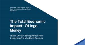 The Total Economic Impact of Ingo Money