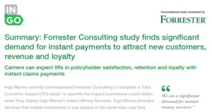 Increase satisfaction with instant claim payments