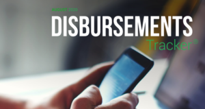PYMNTS.com Disbursement Tracker August 2020 Cover Image