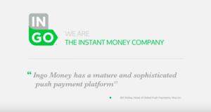Ingo Money: The Instant Money Company